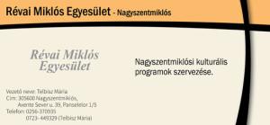 Revai_Miklos_Egyesulet
